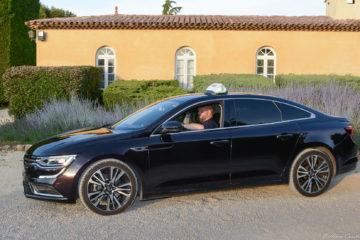 taxi tourisme salon de provence