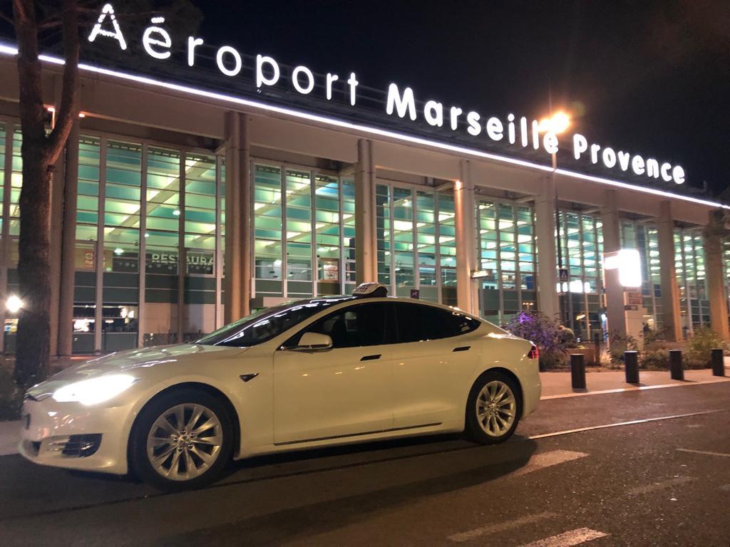 taxi transfert aeroport